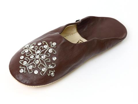 スパンコールバブーシュ ダイアモンド