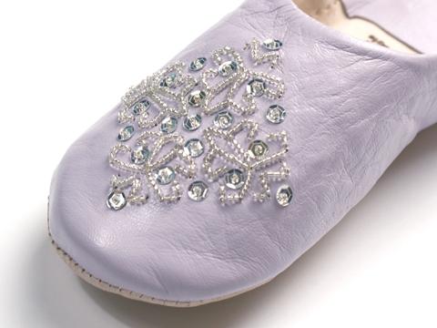 スパンコールバブーシュダイヤモンド