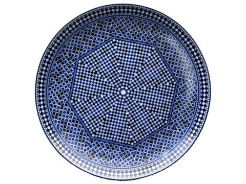 マラテール平皿 25㎝